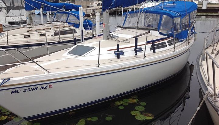 Catalina 30 tall rig 1989 - Sailing Ads